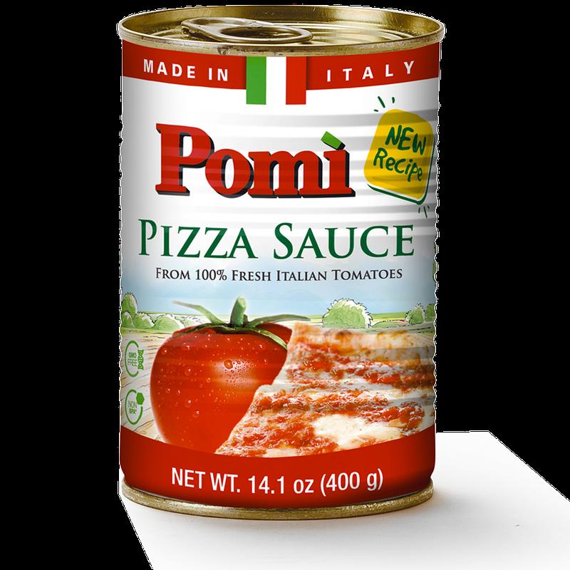 Pomi Pizza Sauce Pomi Usa