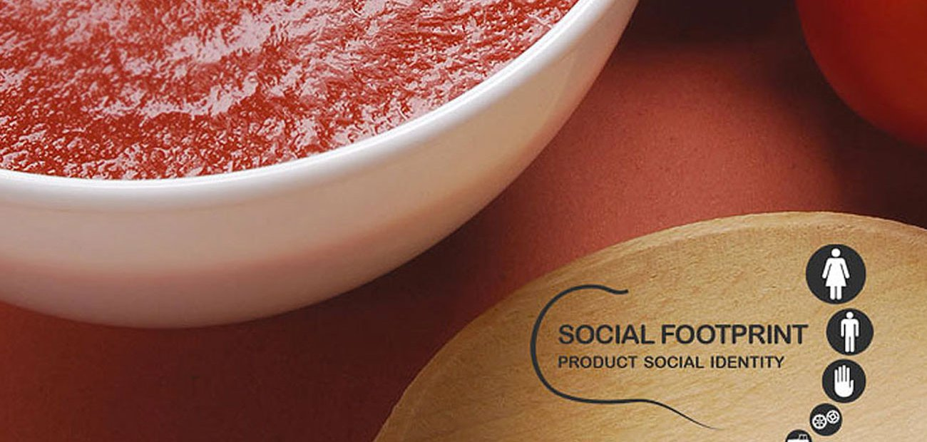 THE FIRST ITALIAN FOOD COMPANY TO OBTAIN THE  SOCIAL FOOTPRINT CERTIFICATION
