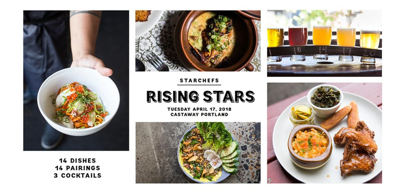 Pomì Sponsor of the 2018 StarChefs Portland Rising Stars